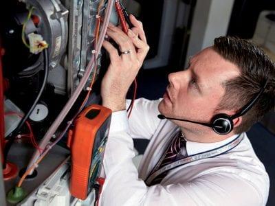 Engineer Testing